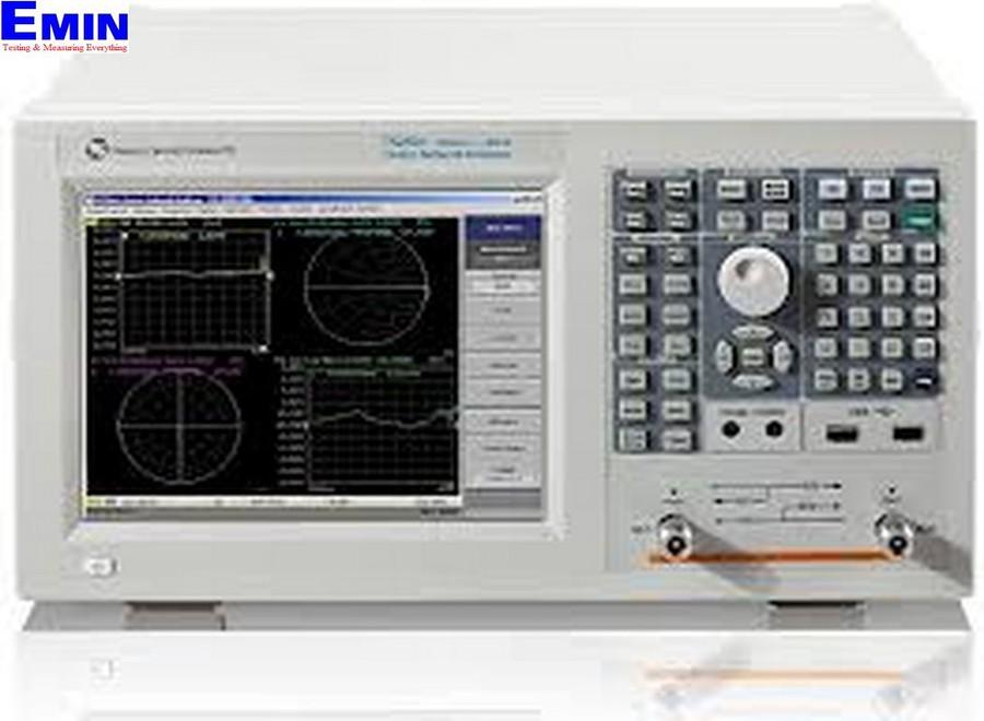 Network Analyzer Testing Radar Gun : Vector network analyzer transcom bench top t a khz
